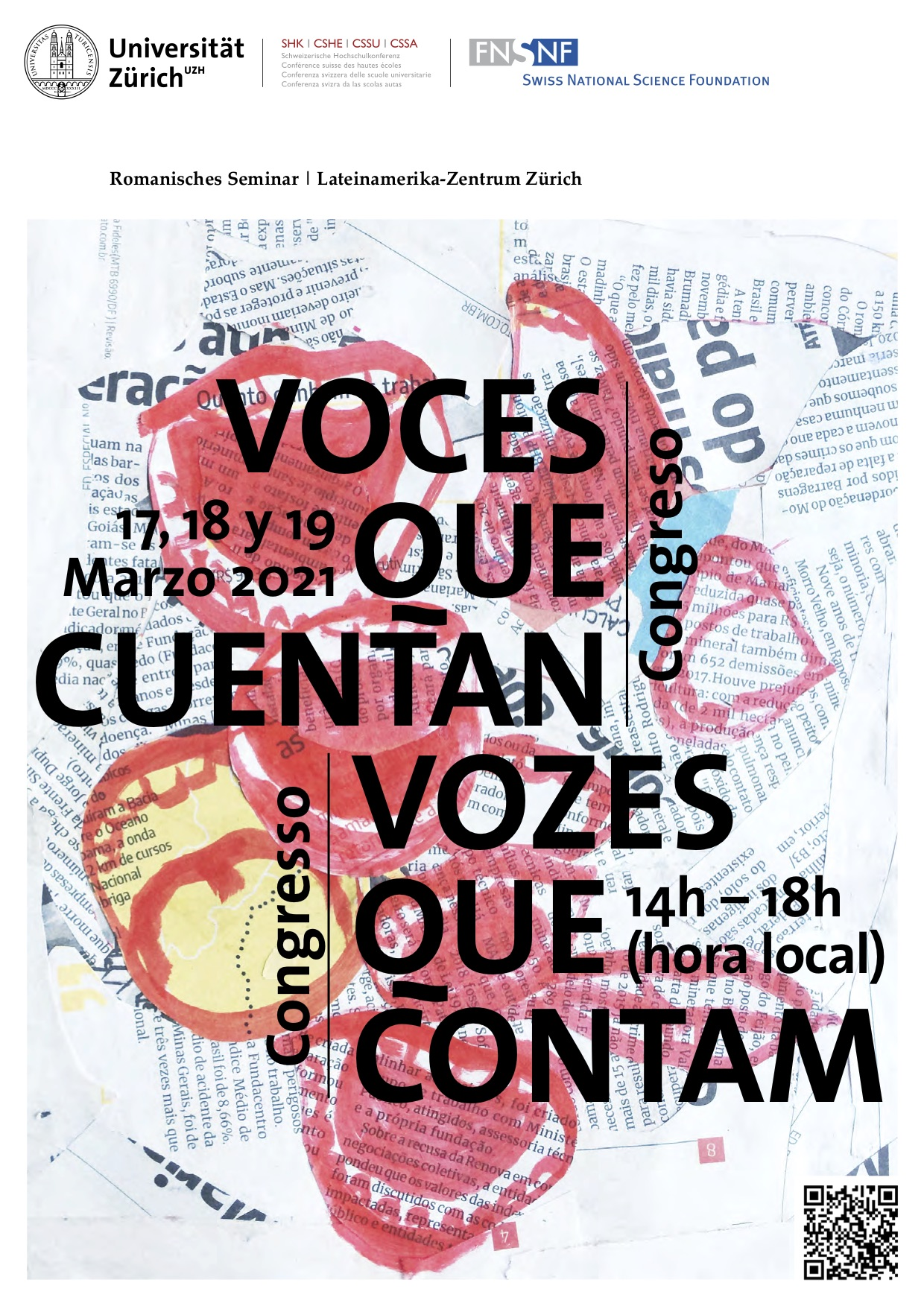 flyer voces
